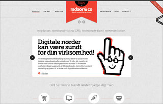 radoor & co | Kreativt webbureau