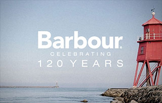 Barbour 120 Years