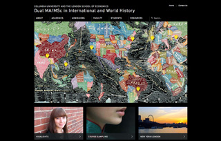 CU/LSE Dual MA/MSc in International and World History