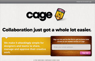 Cage - Online Design Collaboration