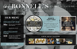 Waters Bonnell's Coastal Cuisine