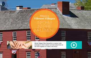 Vibrant Villages New Hampshire
