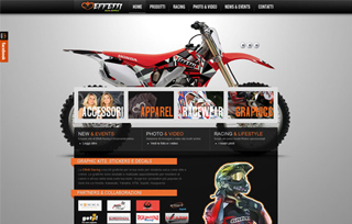 Effetti Racing Graphics Kits