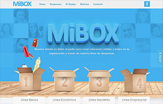 MiBOX Despensas
